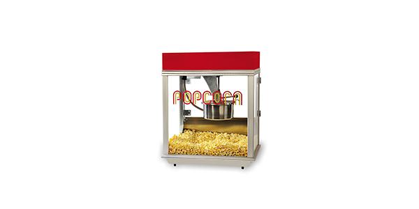 Ремонт аппаратов для попкорна