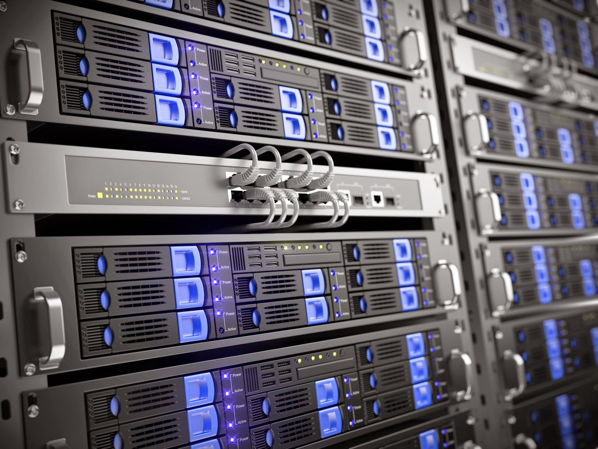 Ремонт серверов в Москве в Перово